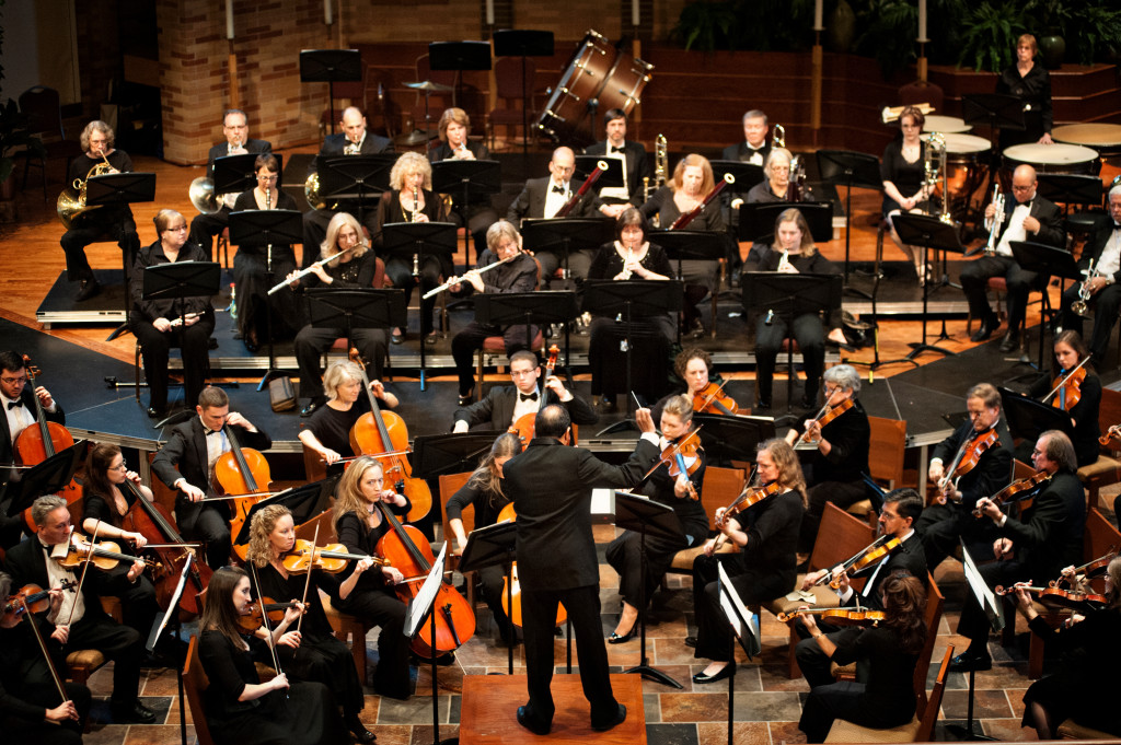 The Bloomington Symphony Orchestra
