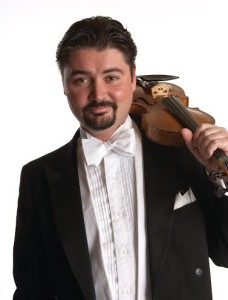 Michael Sutton - Bloomington Symphony Concertmaster