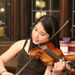 Sara Melissa Aldana, Violin