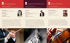 BSO Fall 2014 Brochure Inside