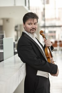 Michael Sutton, Violin
