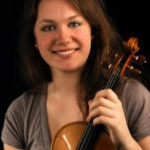 Louisa Woodfull-Harris, Violin