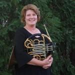 Becky Jyrkas, Principal Horn
