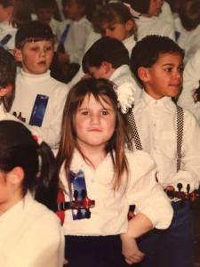 Brianna Wassink, age 6