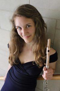 Karen Baumgartner, Flute