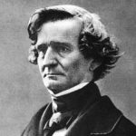 Photo of Hector Berlioz, composer