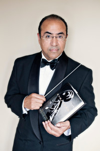 Manny Laureano, Artistic Director & Conductor, Bloomington Symphony Orchestra