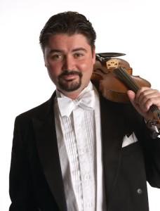 Michael Sutton - Bloomington Symphony Concertmaster