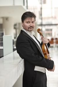 Michael Sutton, Violin