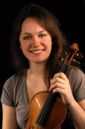 Louisa Woodfull-Harris, Violin