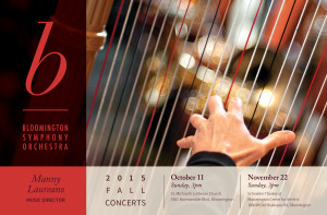 BSO Fall 2015 Postcard Front