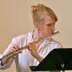 Charlotte Bartholomew, BSO Board Member & Substitute Flute/Piccolo
